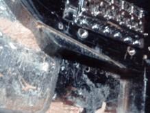 Epiphone S-310 - Allongement du diapason - Défonce pour le micro aigu