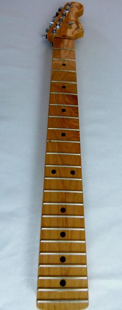 Manche de Stratocaster en érable