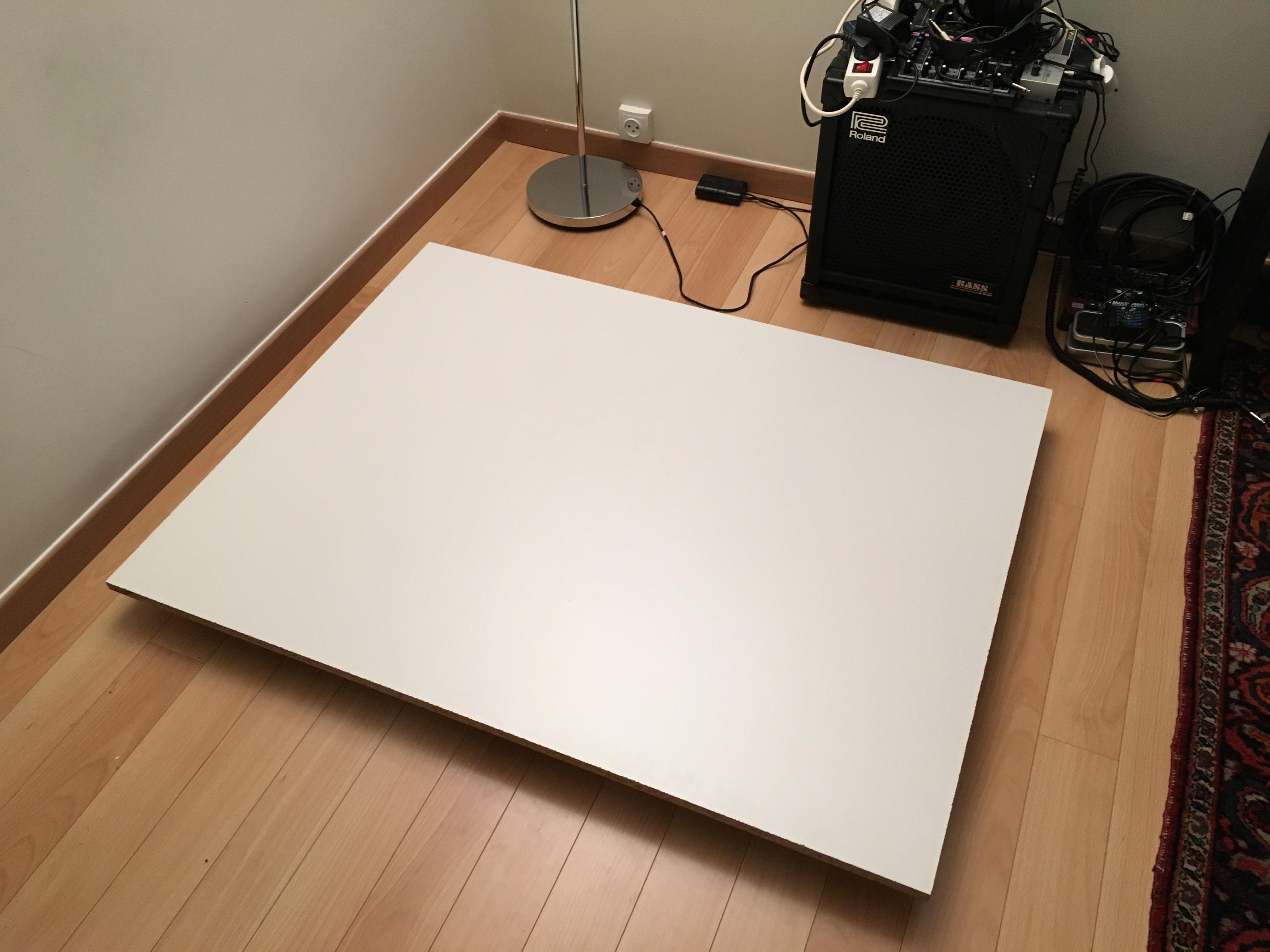 bille isolante plancher