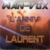 """Nouveau morceau """"L'anniv' de Laurent"""" diffusé sur SoundCloud"""